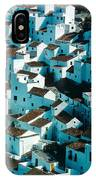 The Ancient Village Of Cacares IPhone Case
