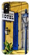The Andrew Jackson Hotel - New Orleans IPhone Case