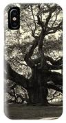 The Angel Oak IPhone Case