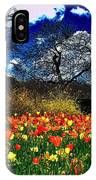 The Arrival Of A Season IPhone Case