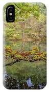 The Arsenic Lake Devon Great Consols IPhone Case