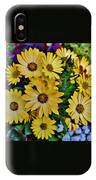 The Art In Flowers 5 IPhone Case