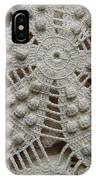 The Art Of Crochet  IPhone Case