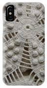 The Art Of Crochet  IPhone Case