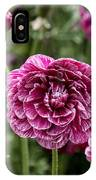 The Art Of Flowers IPhone Case