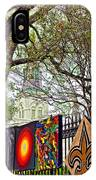 The Art Of Jackson Square IPhone Case