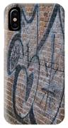 The Art On The Brick IPhone Case