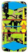 The Arts Of Textile Designs #3 IPhone Case