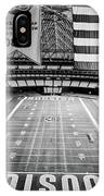 The Astrodome IPhone Case