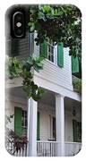 The Audubon House - Key West Florida IPhone Case