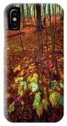 Autumn V6 IPhone Case