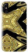 The Aztec Golden Treasures IPhone Case