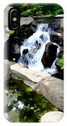 The Babbling Brook IPhone Case