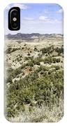 The Badlands IPhone Case