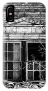The Baker Hotel IPhone X Case