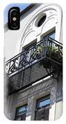 The Balcony IPhone Case