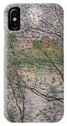 The Banks Of The Seine IPhone Case