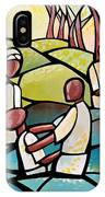 The Baptism IPhone Case