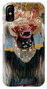 The Barong IPhone Case