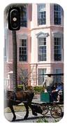 The Battery In Charleston IPhone Case
