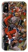 The Battle Of Corunna IPhone Case