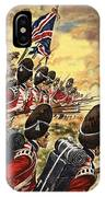 The Battle Of Waterloo IPhone Case