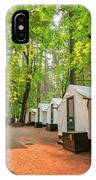 The Beautiful Half Dome Village IPhone Case