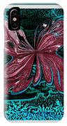 The Beauty Of A Butterfly's Spirit IPhone Case