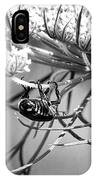 The Beetle Acrobat Black And White IPhone Case