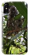 The Beginnings Of A Bushtit Nest IPhone Case
