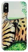 The Bengal IPhone Case