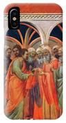 The Betrayal Of Judas 1311 IPhone Case