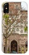The Beverly Hills Wilshire IPhone Case
