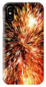 The Big Bang IPhone Case