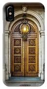 The Big Doors IPhone Case