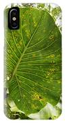 The Big Leaf IPhone Case
