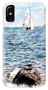 The Bird And The Sea IPhone Case