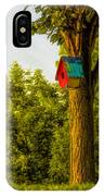 The Bird House IPhone Case