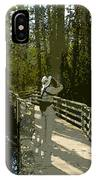 The Birder IPhone Case