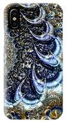 The Blue Diamonds IPhone Case