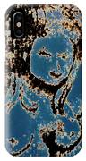 The Blue Nude IPhone Case
