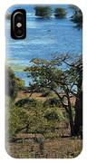 The Boabob Tree IPhone Case