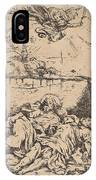 The Bodies Of Saints Peter And Paul IPhone Case