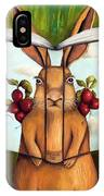 The Book Of Secrets 4-the Rabbit Story IPhone Case