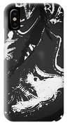 The Boots Black IPhone Case