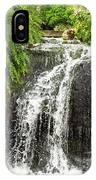 The Botanic Waterfall  IPhone X Case