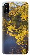The Brilliance Of Nature Leaves Me Speechless IPhone Case