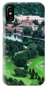 The Broadmoor Resort IPhone Case