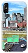 The Buildings Of Boston IPhone Case