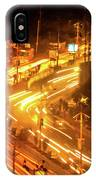 The Busy City IPhone Case